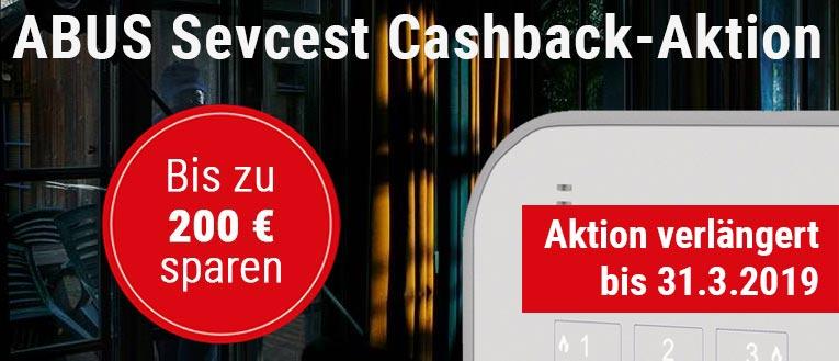 ABUS Secvest Cashback Aktion