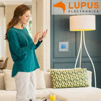 Lupusec Smart Home Alarmanlage