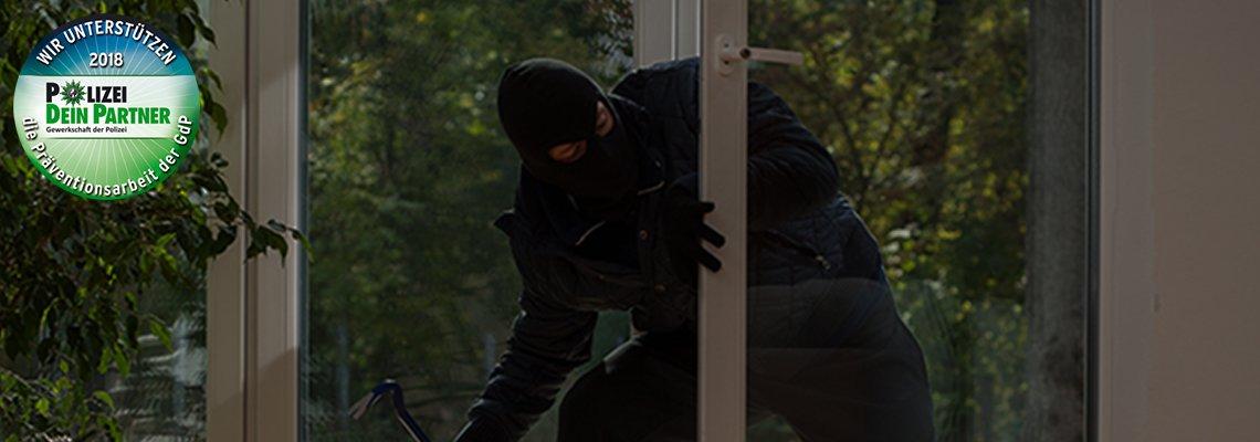 mechanischer Einbruchschutz für Tür und Fenster