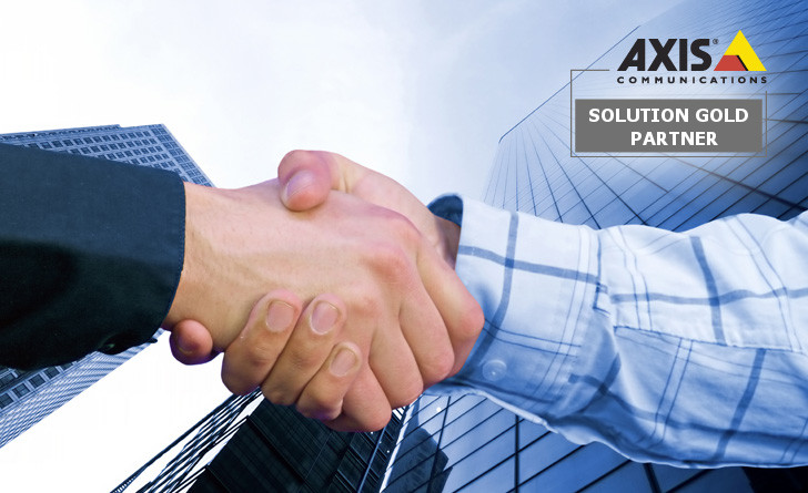 Axis Solution Gold Partner
