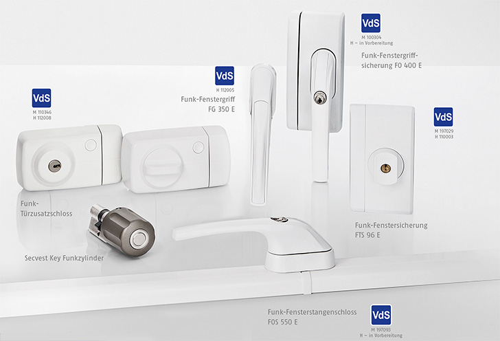 ABUS Mechatronik Produkte